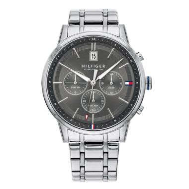 TOMMY HILFIGER GENT'S KYLE DUAL TIME WATCH