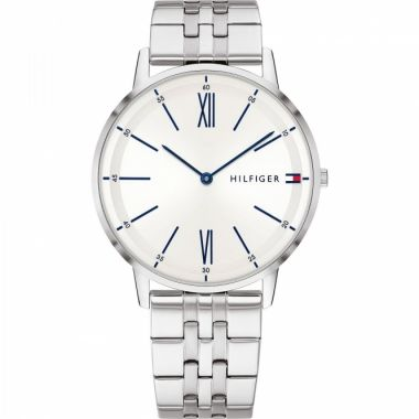 TOMMY HILFIGER GENT'S COOPER WATCH IN STAINLESS STEEL