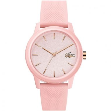 LACOSTE 12.12 LADIES WATCH IN PINK