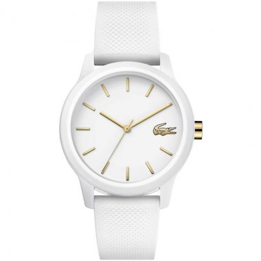 LACOSTE 12.12 LADIES WATCH IN WHITE
