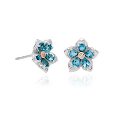 CLOGAU FORGET ME NOT STUDS