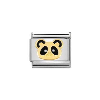 NOMINATION COMPOSABLE PANDA EARTH ANIMAL LINK