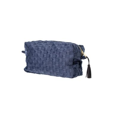 BLOOMINGVILLE MAKEUP BAG IN BLUE 82047934