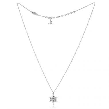 VIVIENNE WESTWOOD BLANKA LIMITED EDITION PENDANT IN STERLING SILVER