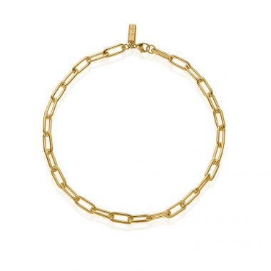 CHLOBO COUTURE MEDIUM LINK NECKLACE