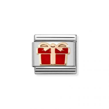 NOMINATION COMPOSABLE CLASSIC RED GIFT BOX LINK