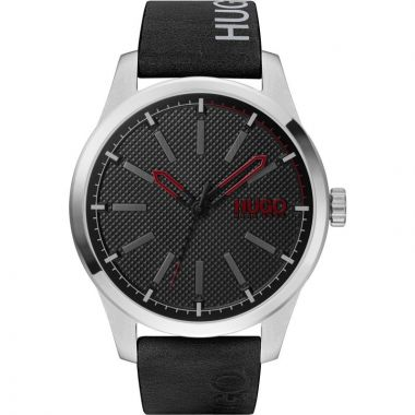 HUGO BY HUGO BOSS #INVENT GENT'S STAINLESS STEEL WATCH