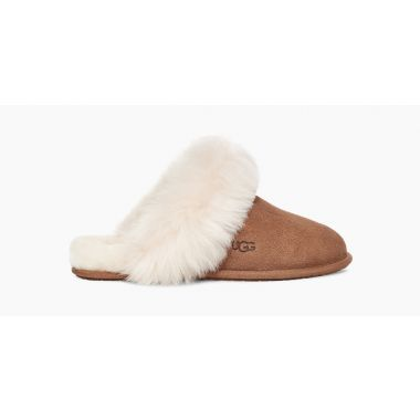 UGG SCUFF SIS SLIPPERS CHESTNUT 1122750