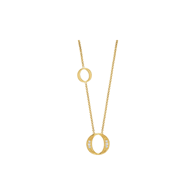 NOMINATION UNICA NECKLACE WITH OVALS