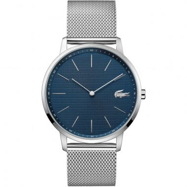 LACOSTE STAINLESS STEEL MOON GENT'S WATCH