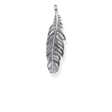 THOMAS SABO PENDANT FEATHER