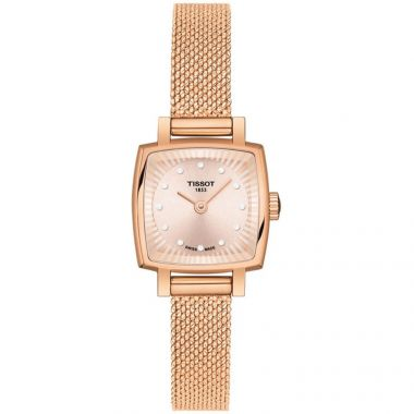 TISSOT LOVELY SQUARE LADIES WATCH