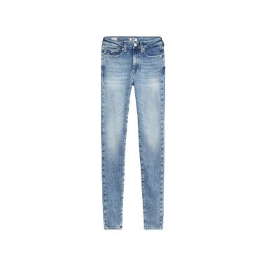 TOMMY JEANS SYLVIA SUPER SKINNY HIGH RISE JEANS
