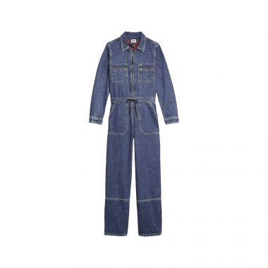 TOMMY JEANS REGULAR ZIP BOILER SUIT