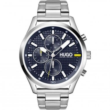 HUGO BY HUGO BOSS #CHASE GENT'S CHRONOGRAPH WATCH