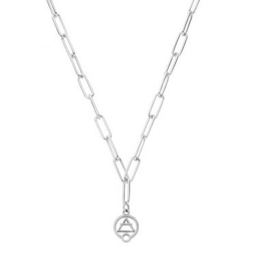 CHLOBO LINK CHAIN AIR NECKLACE